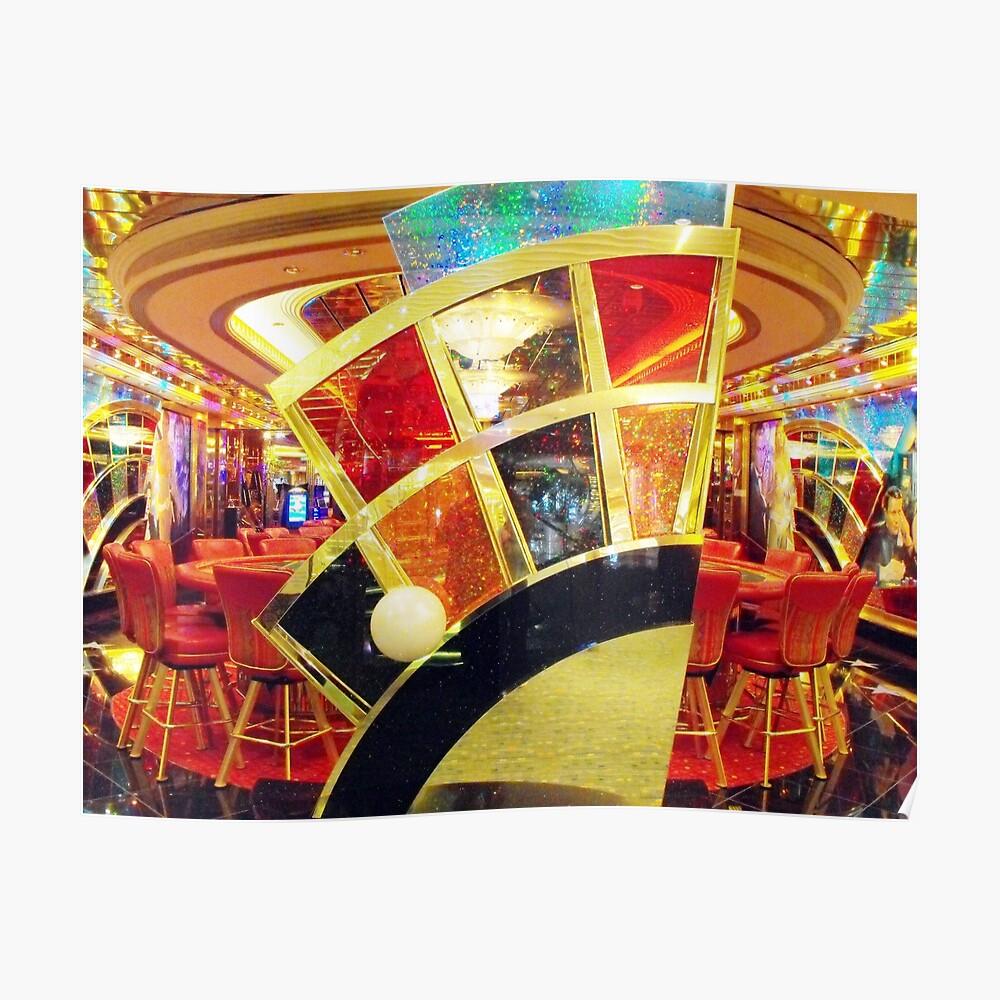 Das Casino Poster