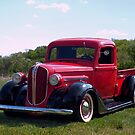 1938 Plymouth Pickup Truck by TeeMack
