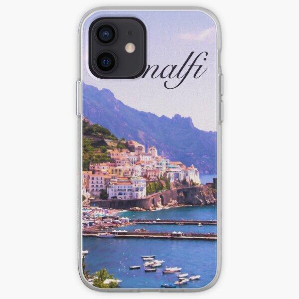 Treasures of Amalfi Coast  iPhone Soft Case