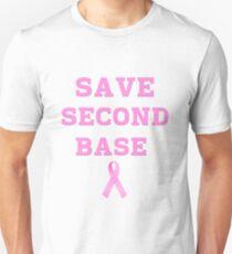 Save Second Base Unisex T-Shirt