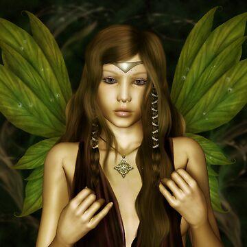 Elven Princess by ashlynmm