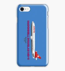 McDonnell Douglas MD-11 - Swissair iPhone Case/Skin