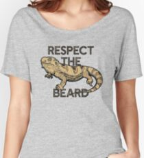 Bearded Dragon Women's Relaxed Fit T-Shirt
