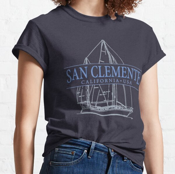San Clemente California Classic T-Shirt