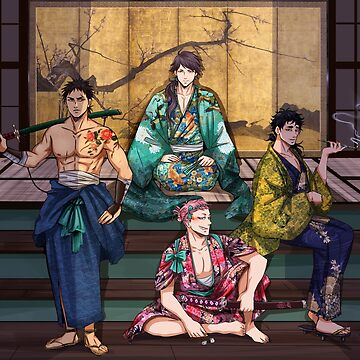 Seijoh Samurai by Jeannette11