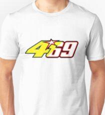 Valentino Rossi Tribute To Nicky Hayden T-Shirt