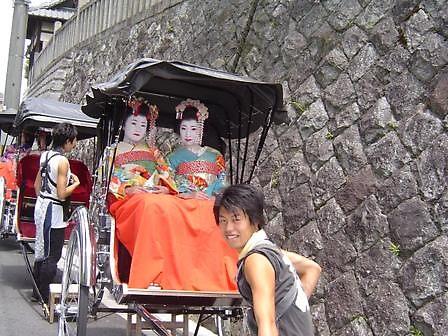 Maiko-san in Kyoto by satsumagirl