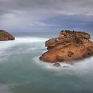 Crocodile Rock - Sorrento by Jim Worrall