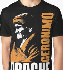 Camiseta gráfica GERONIMO-APACHE