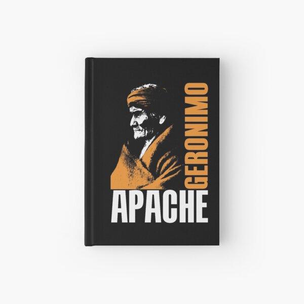 GERONIMO-APACHE Hardcover Journal