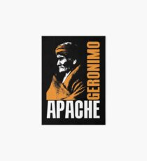 GERONIMO-APACHE Art Board