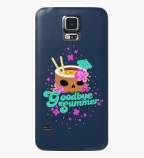 Auf wiedersehen Sommer Hülle & Skin für Samsung Galaxy