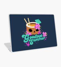 Goodbye Summer Laptop Skin