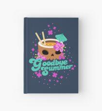 Goodbye Summer Hardcover Journal