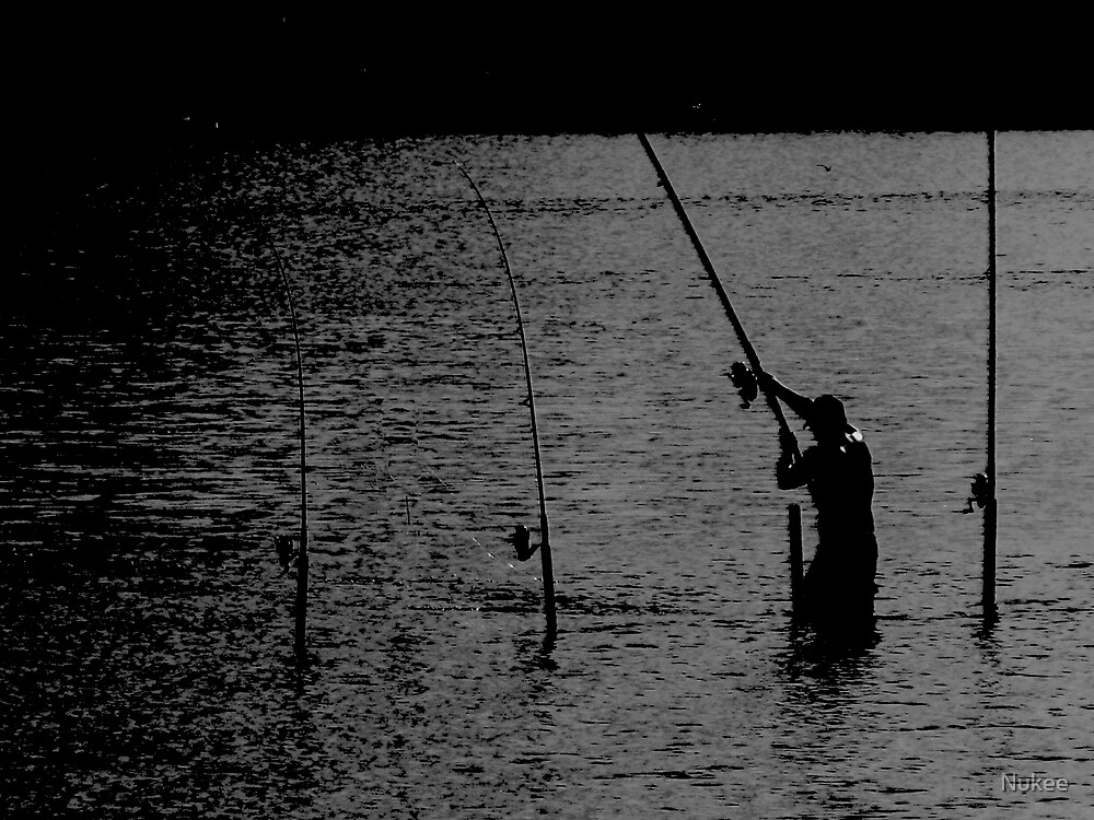 The Fisherman by Nukee