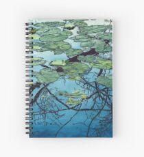Serebryany bor Spiral Notebook