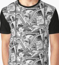 MC Escher Graphic T-Shirt