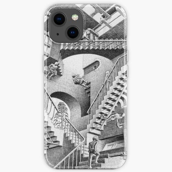 MC Escher iPhone Soft Case