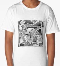 MC Escher Long T-Shirt