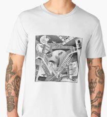 MC Escher Men's Premium T-Shirt