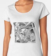 MC Escher Women's Premium T-Shirt