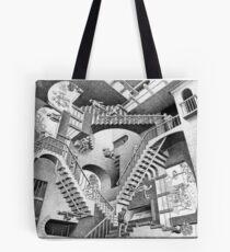MC Escher Tote Bag