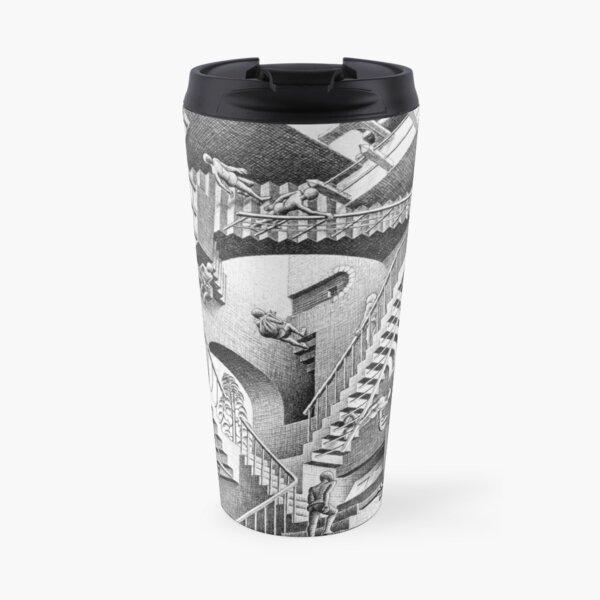 MC Escher Travel Mug