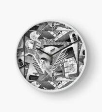 MC Escher Uhr