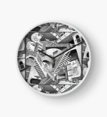 MC Escher Clock