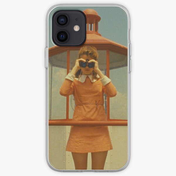 Moonrise Kingdom casttle iPhone Soft Case