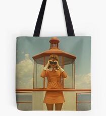 Bolsa de tela Moonrise Kingdom casttle