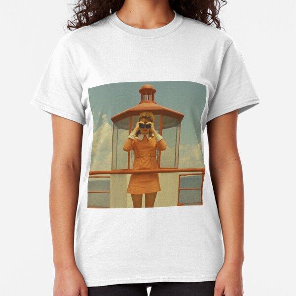 Moonrise Kingdom casttle Classic T-Shirt