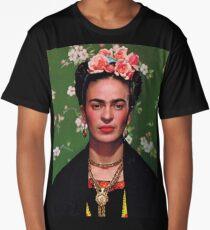 Frida Kahlo Long T-Shirt