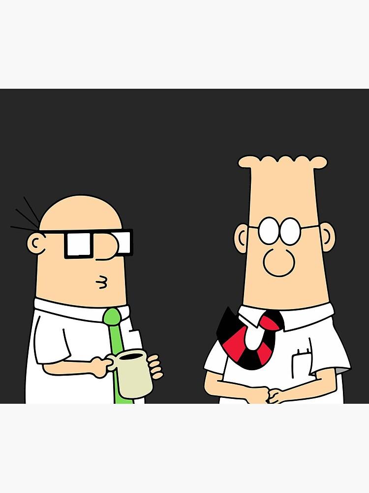 Dilbert by moviesncartoons