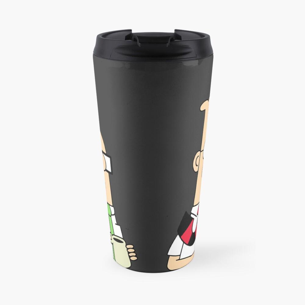 Dilbert Travel Mug