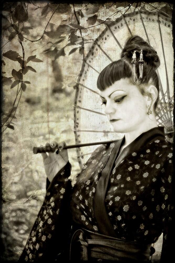 Sadness Of The Geisha by angieadams