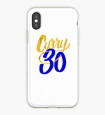 Curry 30  iPhone Case