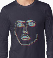 Disclosure face logo Long Sleeve T-Shirt