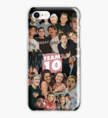 [highest quality] [Cheapest] TEAM 10 COLLAGE! iPhone Case/Skin