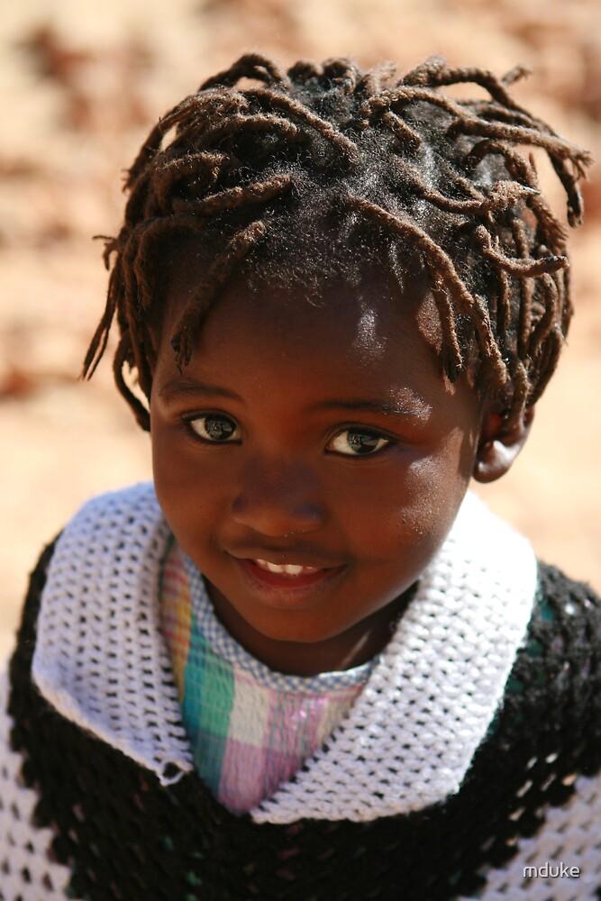 African Child by Matthew Duke