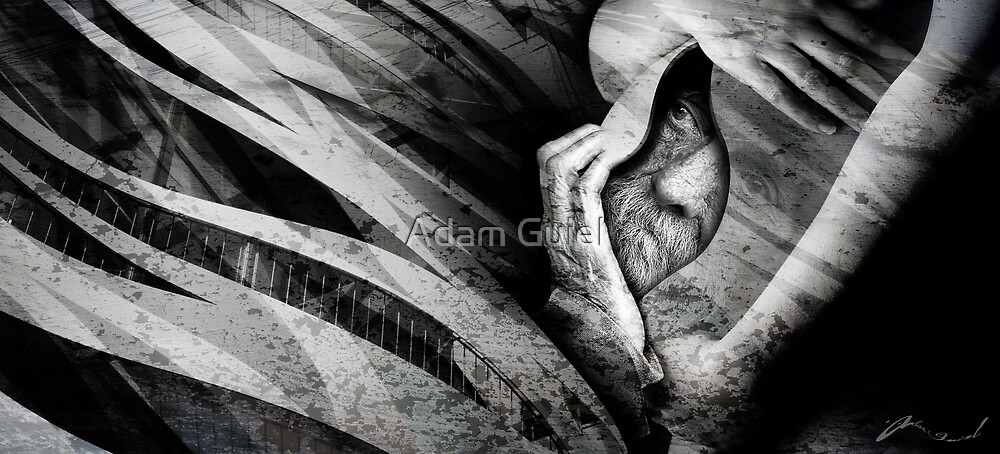 The touch of time by Adam Guiel