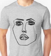 Disclosure face logo Unisex T-Shirt