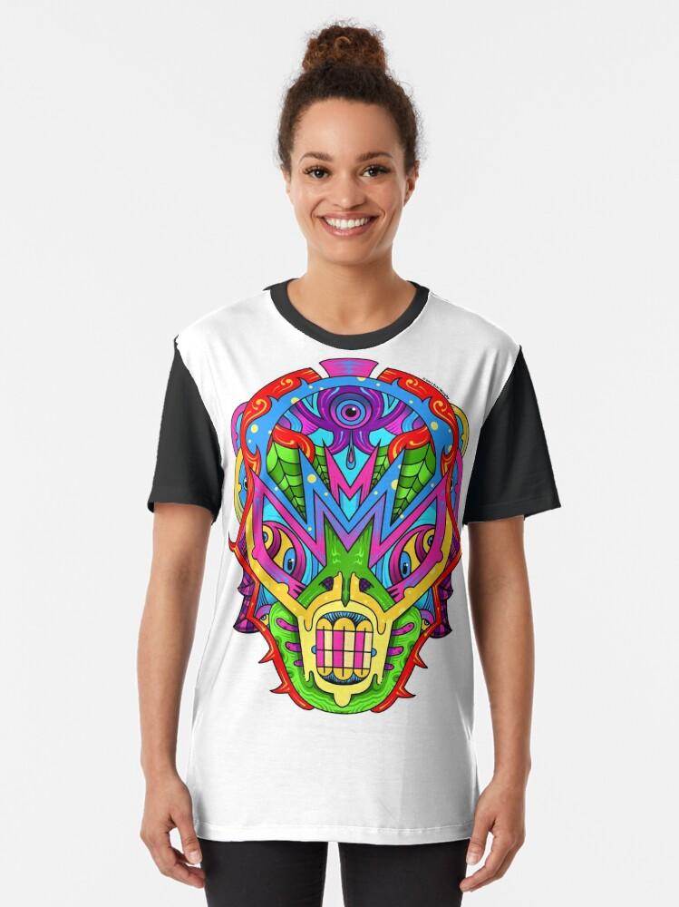 Alternate view of Mista Monsta! Graphic T-Shirt