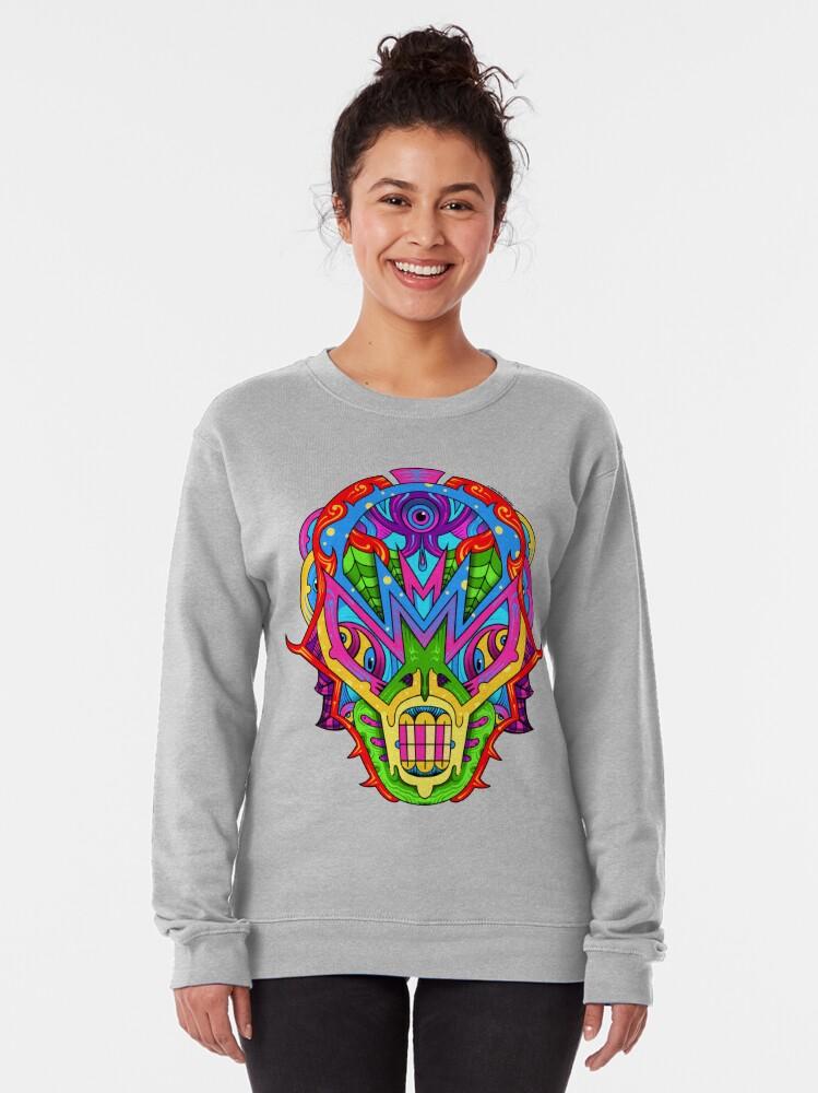 Alternate view of Mista Monsta! Pullover Sweatshirt