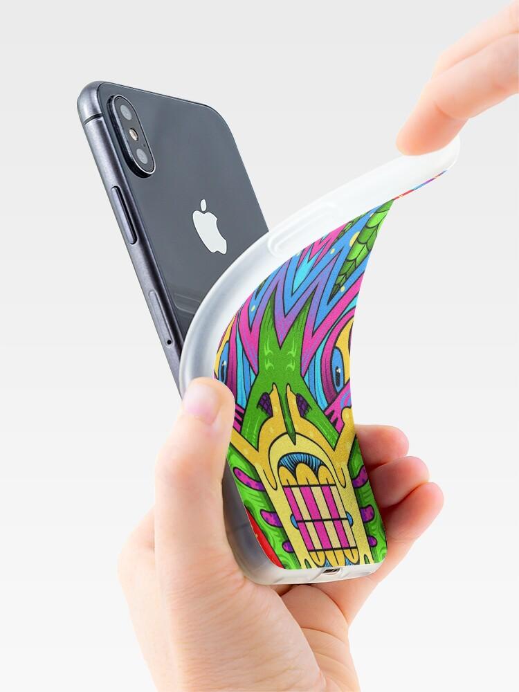 Alternate view of Mista Monsta! iPhone Case & Cover