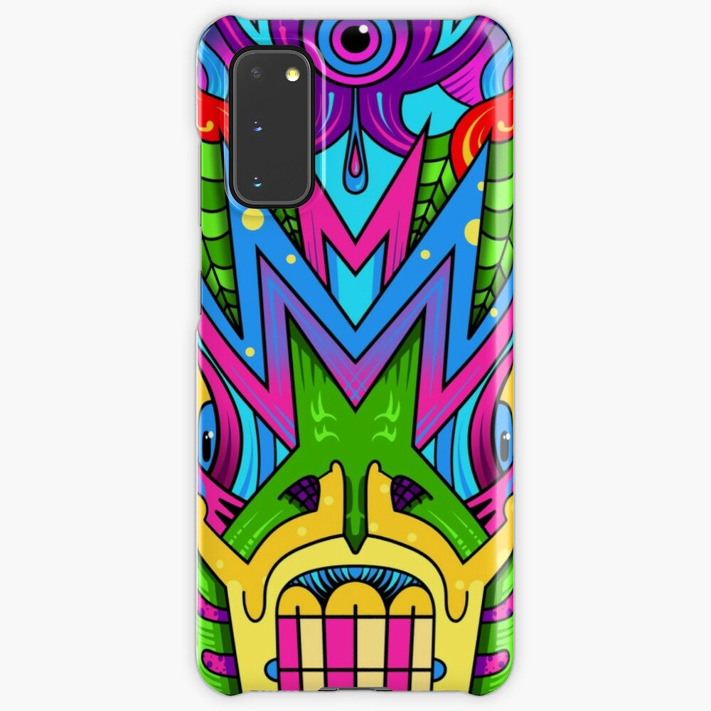 Mista Monsta! Case & Skin for Samsung Galaxy