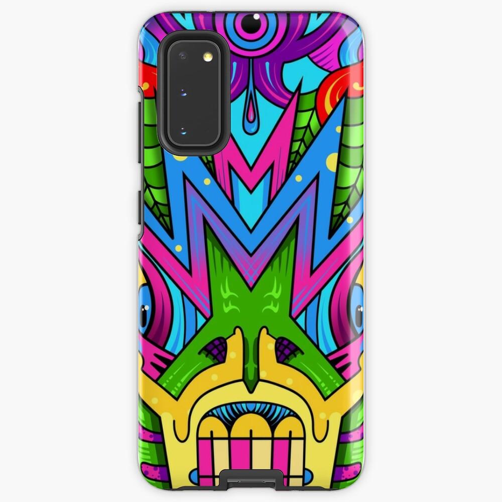 Mista Monsta! Case & Skin for Samsung Galaxy