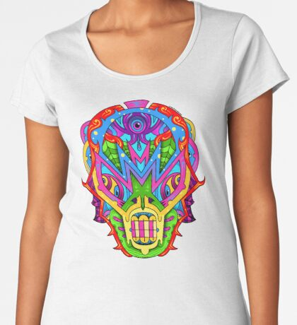Mista Monsta! Women's Premium T-Shirt