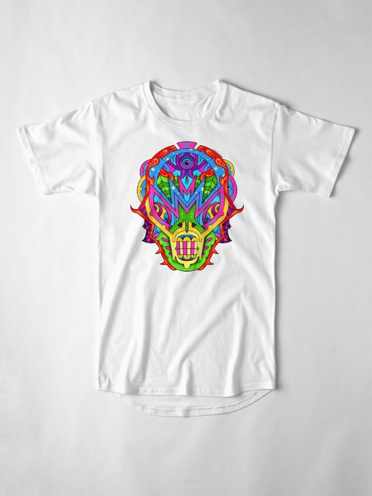 Alternate view of Mista Monsta! Long T-Shirt