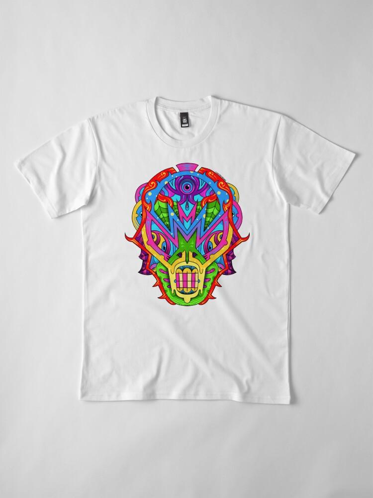 Alternate view of Mista Monsta! Premium T-Shirt